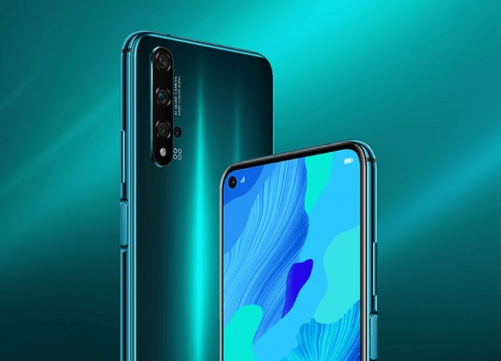 Huawei Nova 5T Comes with New Color