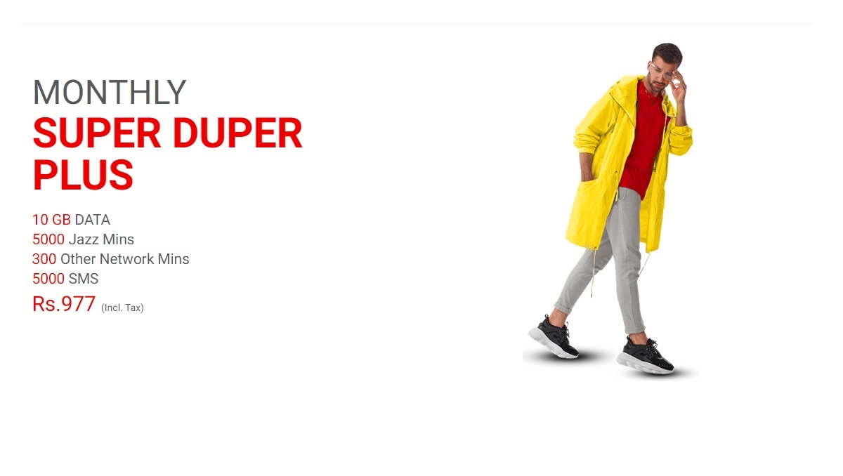 Jazz Super Duper Plus