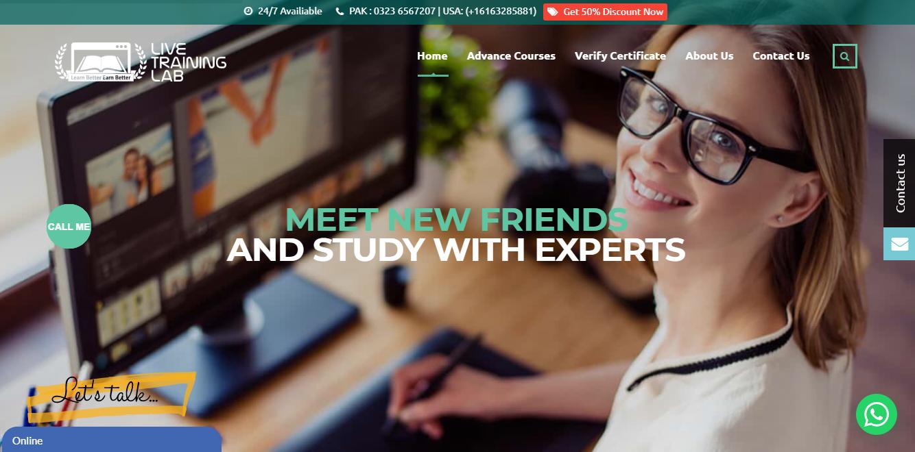 10 Best Websites To Get Online Courses In Pakistan