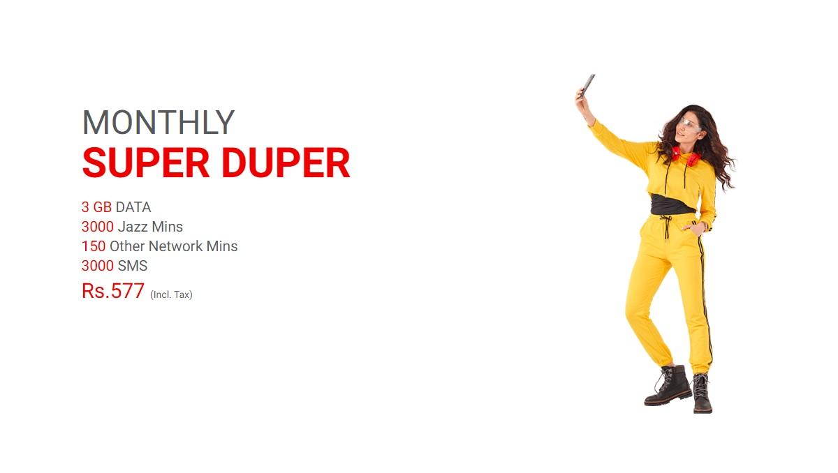 Jazz Monthly Super Duper