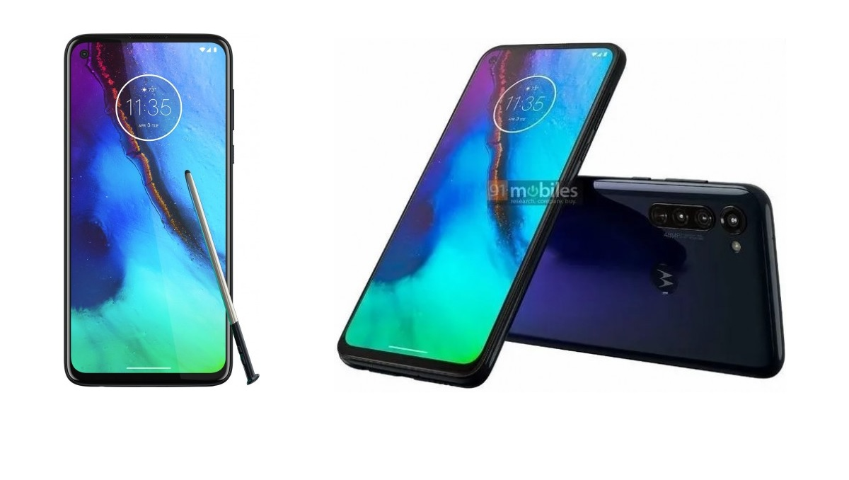 Moto G8 Stylus appears in live images, specifications leaked as well