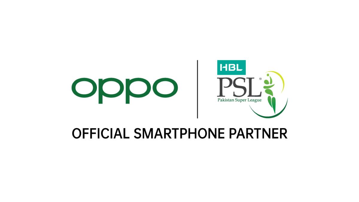 Oppo sponsoring PSL