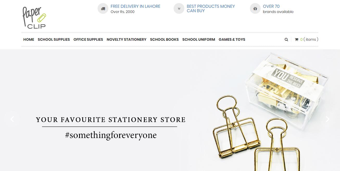 Best Online Stationary Shops In Pakistan