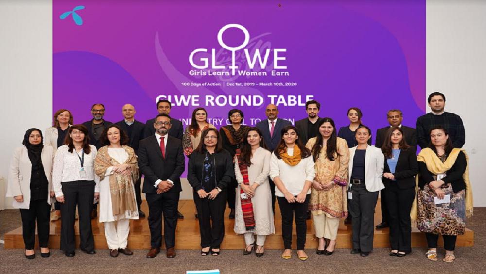 Telenor Pakistan partners with The World Bank's Girls Learn Women Earn (GLWE) initiative