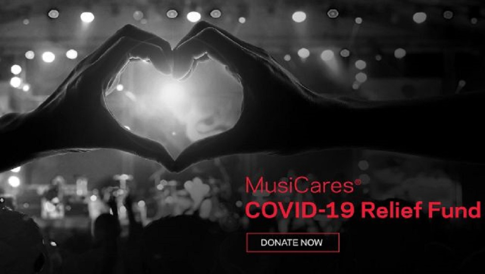 All Music Apps Pledge to Contribute to the MusiCares' COVID-19 Relief Fund