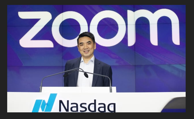 Zoom-The Video Conferencing App's Business Blooms Due To LockDown