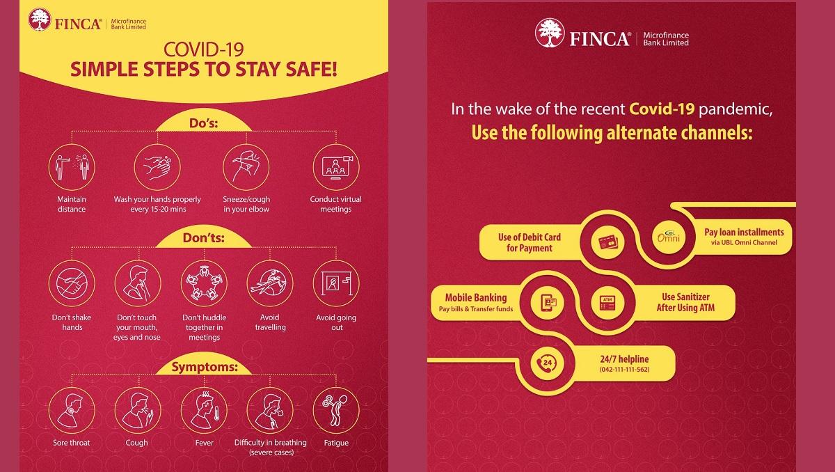 FINCA Response COVID-19