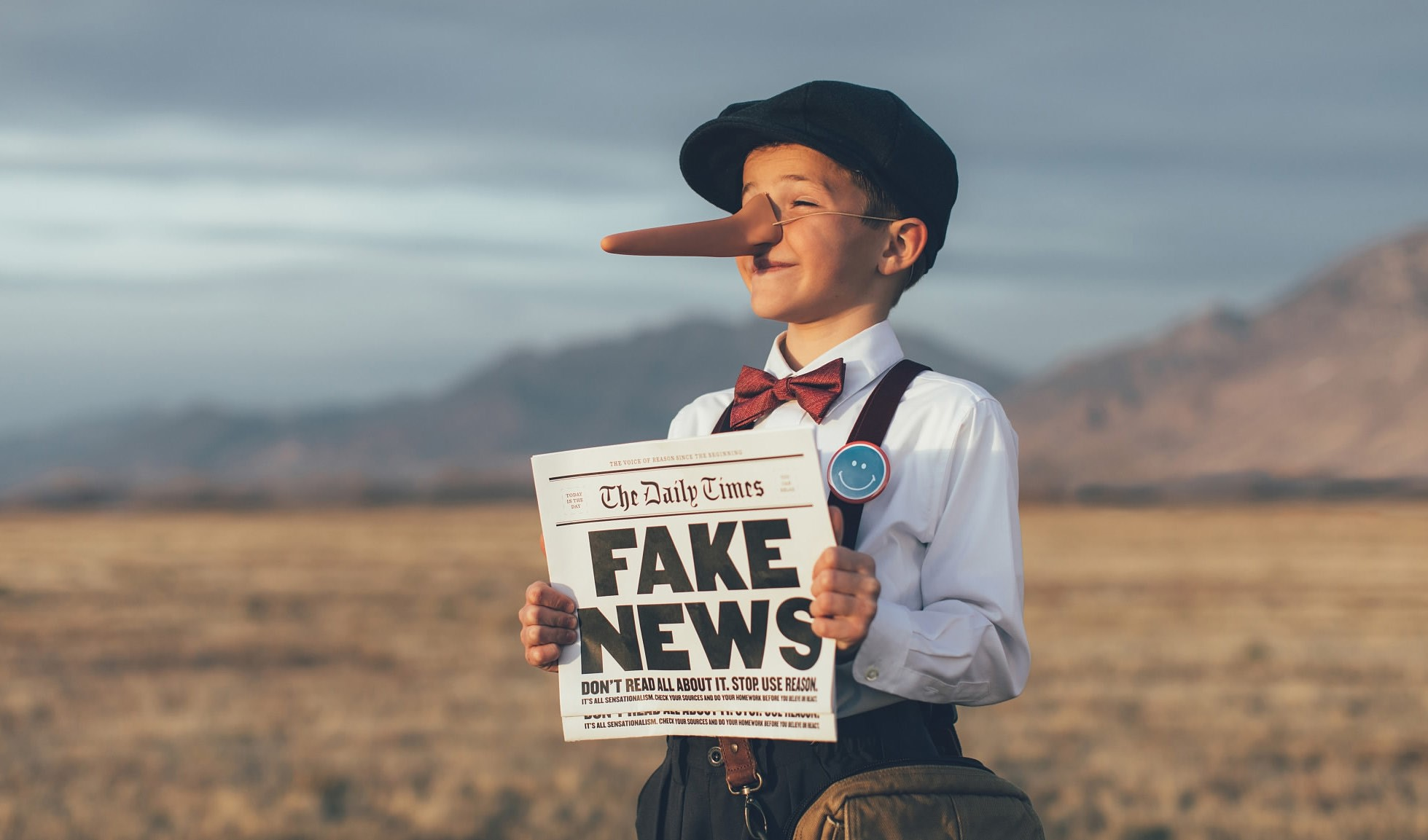 The Real Problem With FAKE News