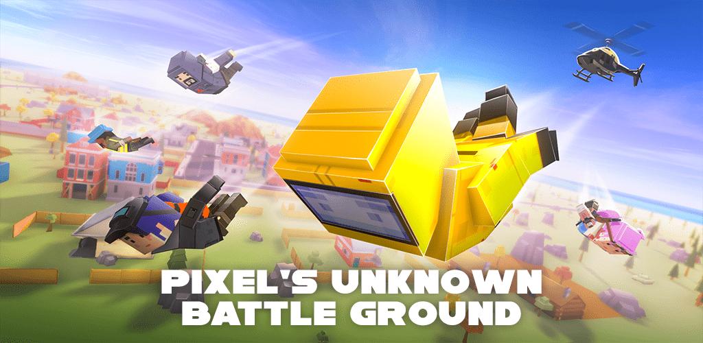 Pixel's unknown's battleground