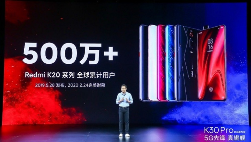 Redmi K20 Series: Sales Exceed 5 Million Globally