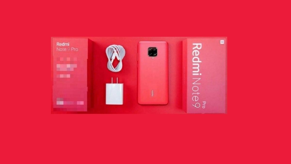 Redmi Note9 Pro Images