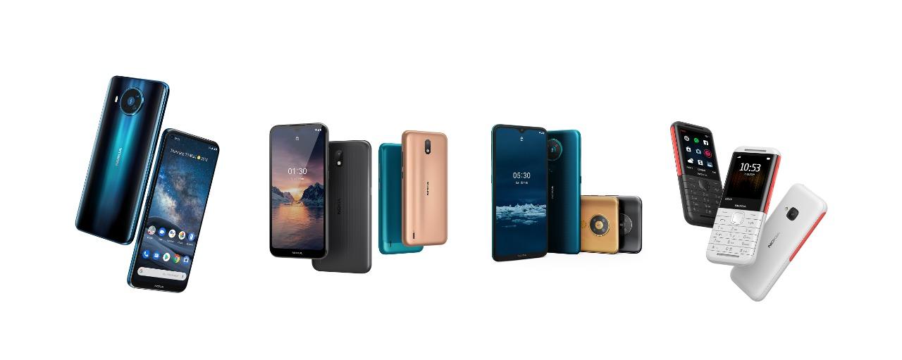 New 5G Nokia Smartphone Unveiled As Portfolio Expands