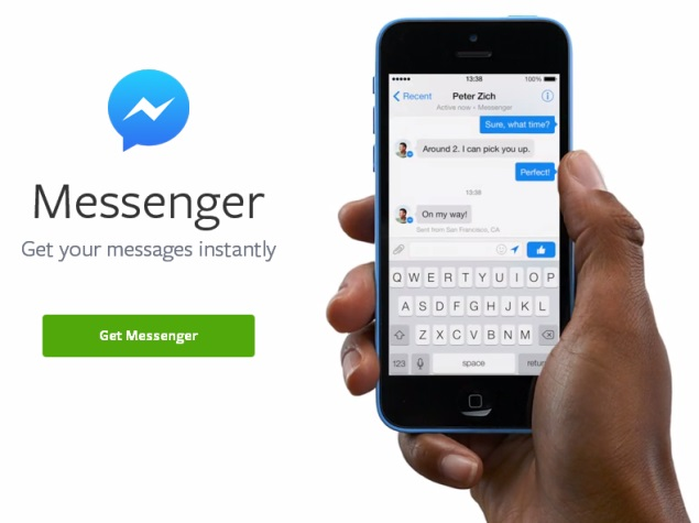 Facebook Messenger for iOS Redesigned- Making it Faster and Lighter