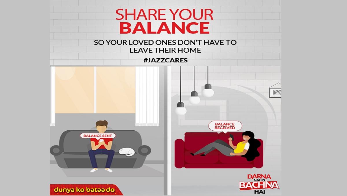 Jazz Balance Share