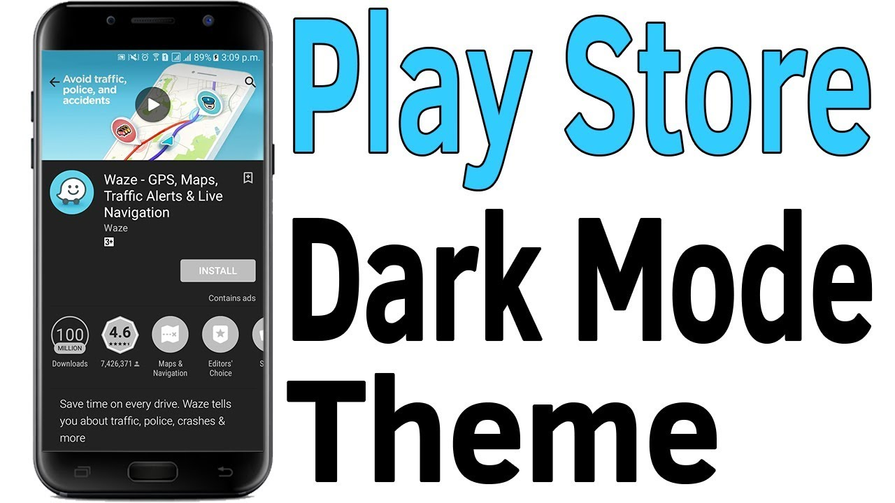 The Play Store for Android 10 is Getting Dark Mode