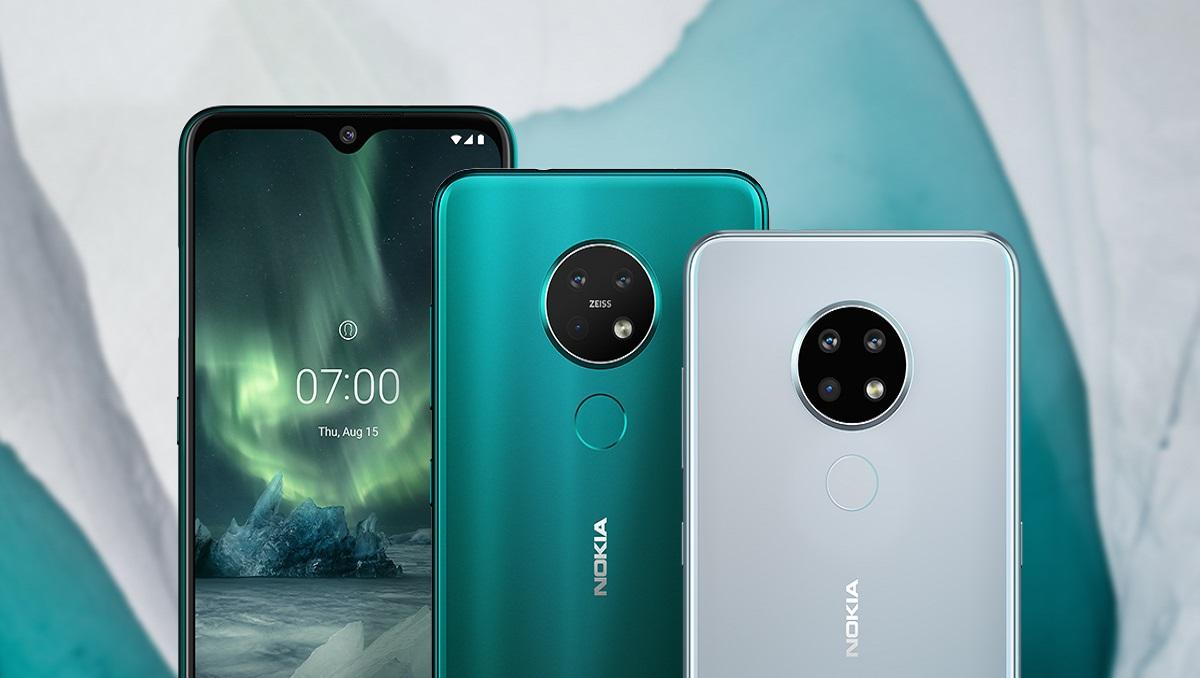 New Nokia smartphones