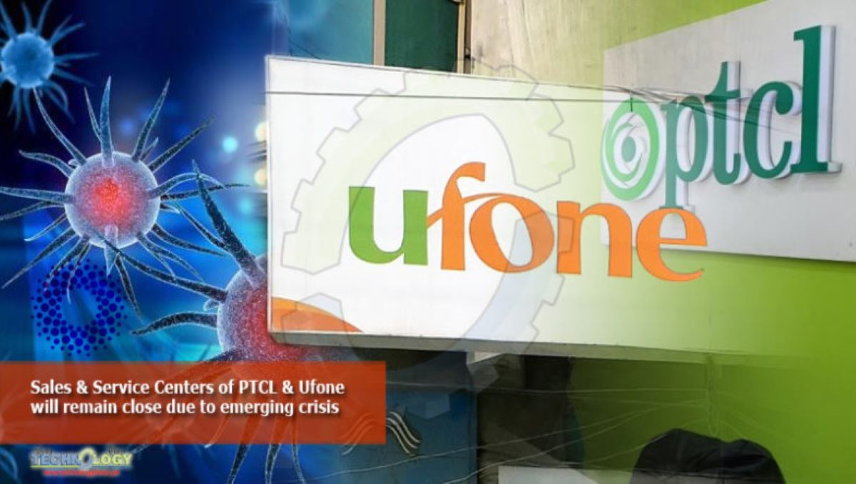 PTCL & Ufone announce closure