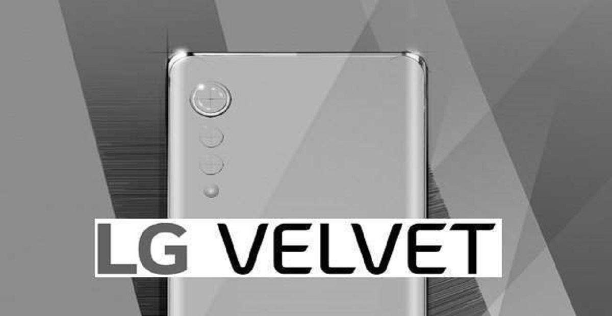 LG announces Velvet - its new mid-range forerunner