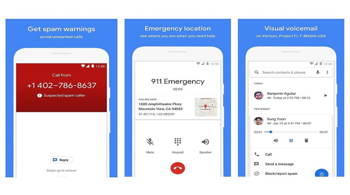 Now you can Use Google Phone app on Non Pixel Devices