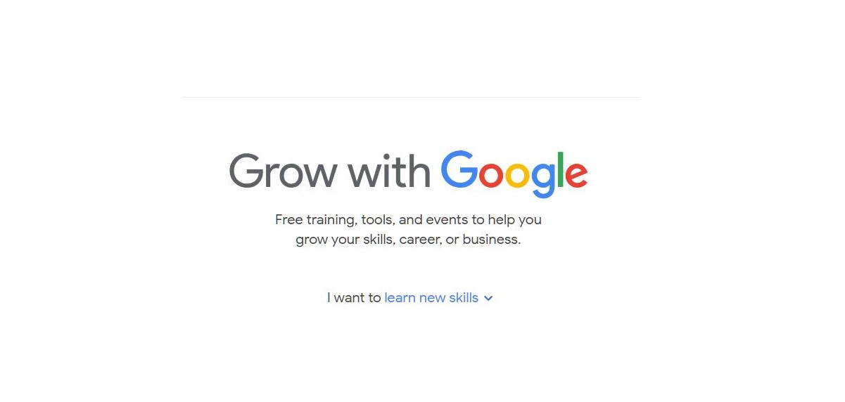 Grow with Google: Get Free Digital Training in Pakistan during COVID-19