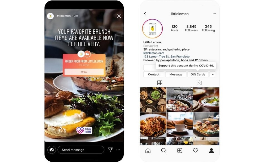 Instagram Introduces New Features to Support Small Businesses During COVID-19