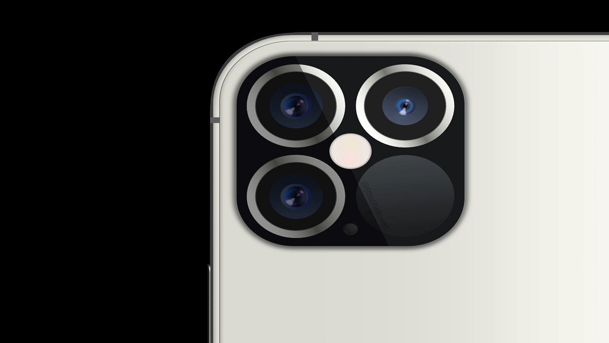 iPhone 12 Pro to Include Triple Lens Camera & LiDAR Scanner