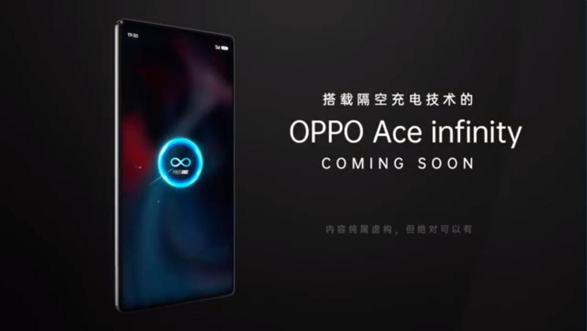 OPPO Reno Ace Infinity
