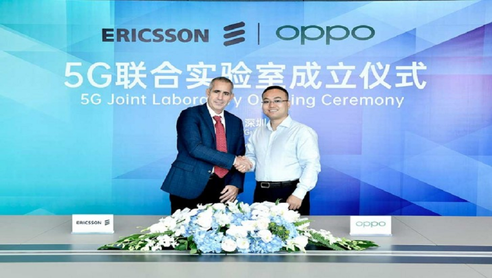 Oppo Conducts the First VoNR Call
