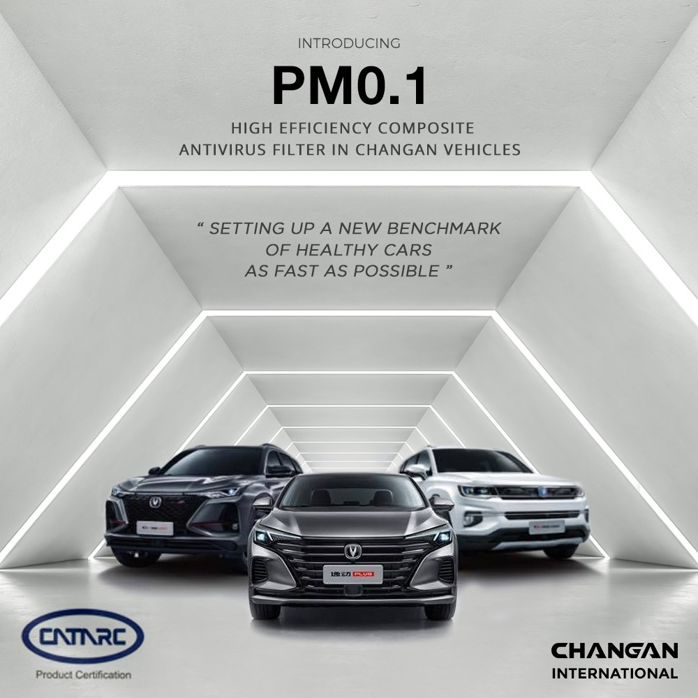Changan Automobiles Introduced The 'Protective Cars Technology' In Its Product Ranges