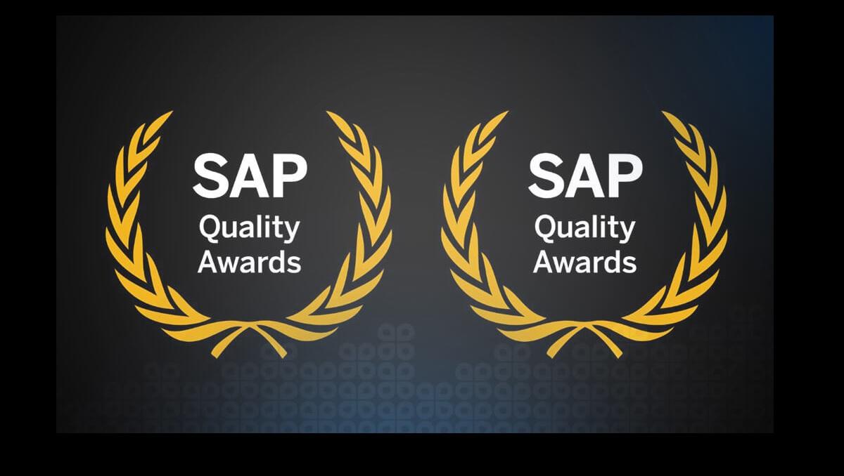 SAP Quality Awards