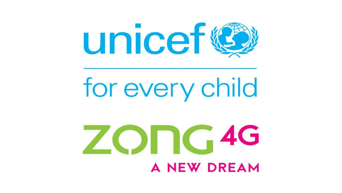Zong and UNICEF