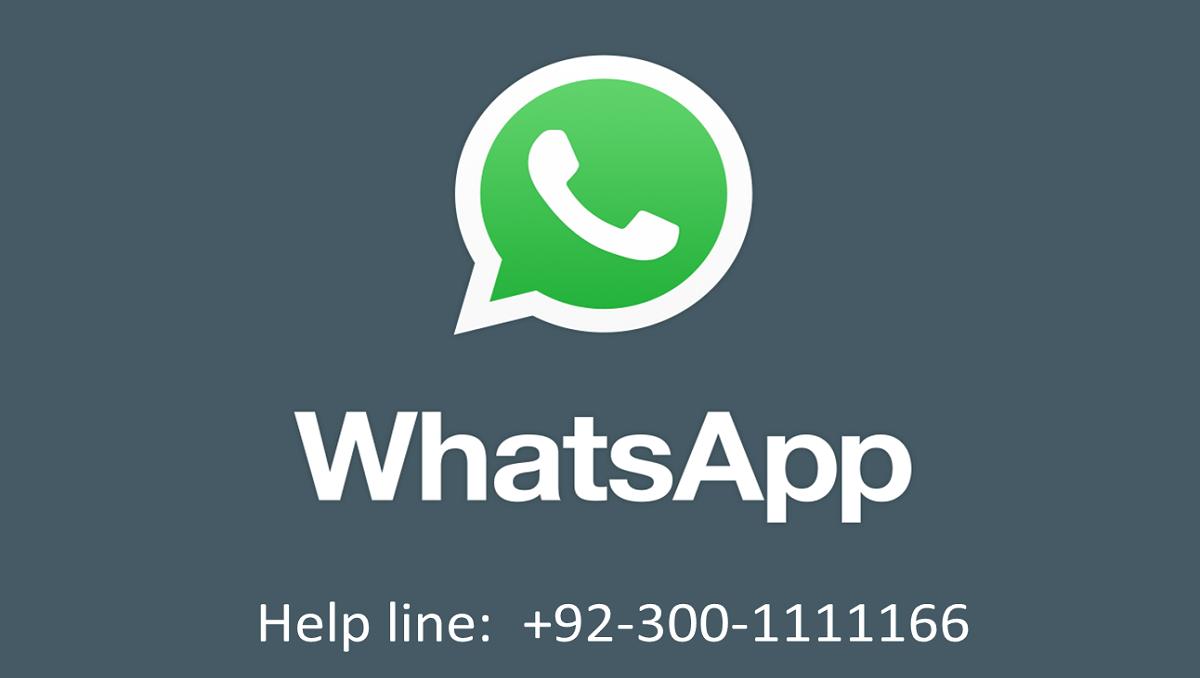 Pakistan Corona Helpline WhatsApp