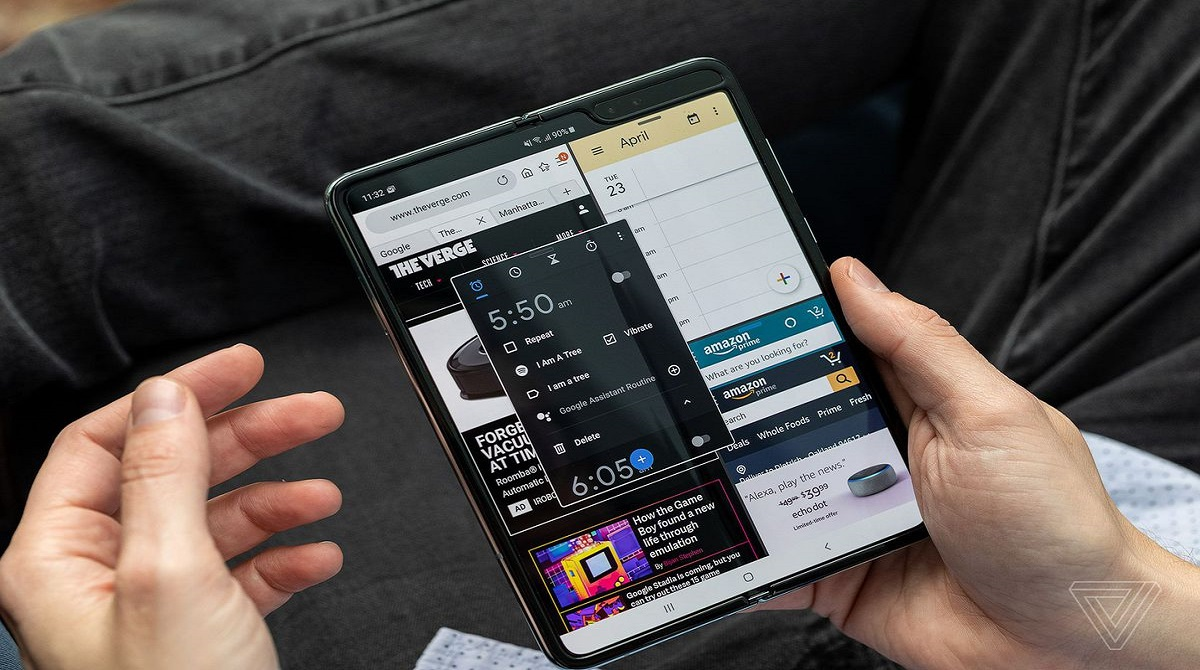 Samsung Galaxy Fold 2 will not Include S-pen