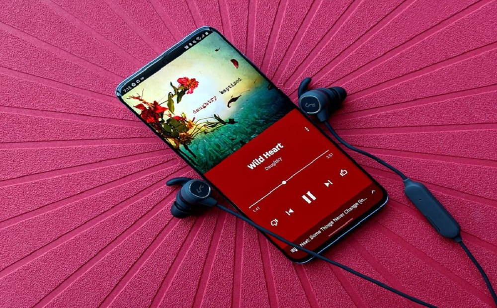 YouTube Music gets a Redesign- Gets New Library
