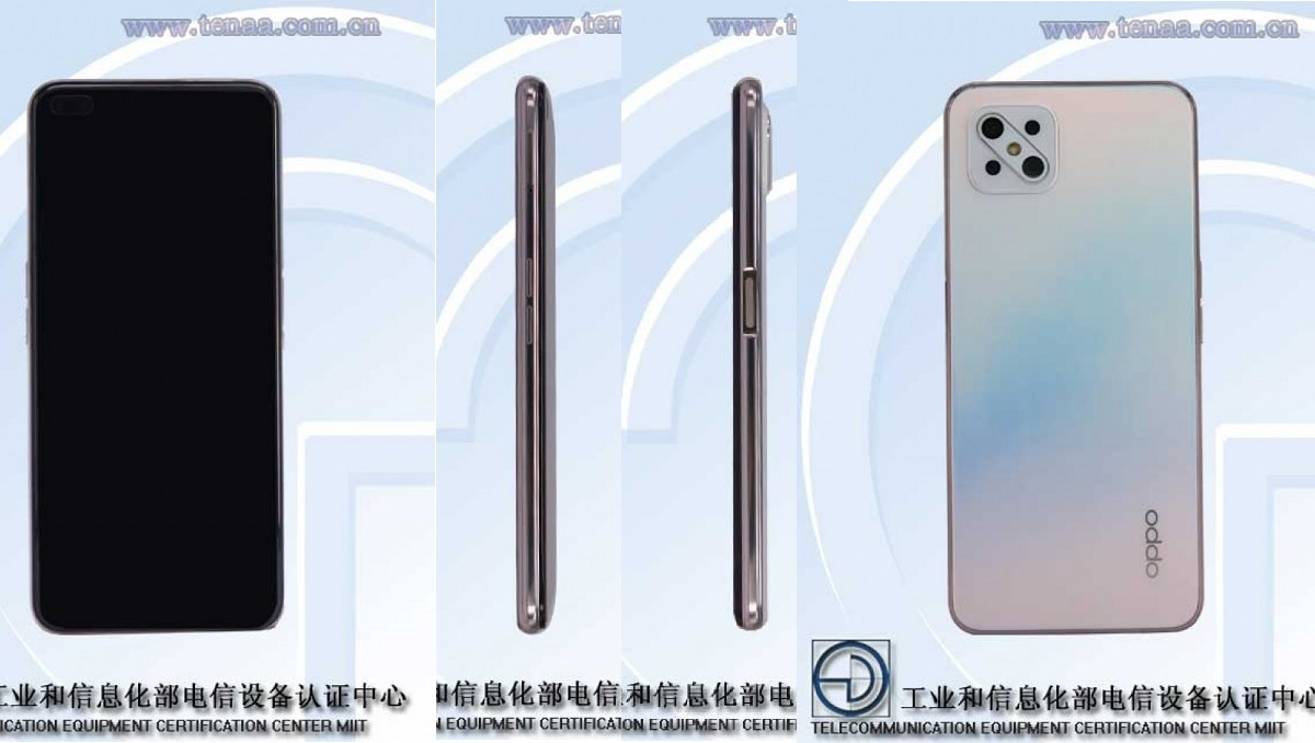 OPPO A92s Shines on TENAA Revealing These Key Specs