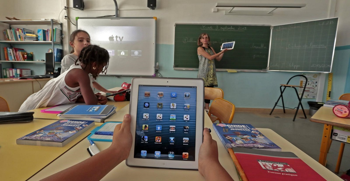 Technology Can't Replace Teachers, COVID-19 Proves