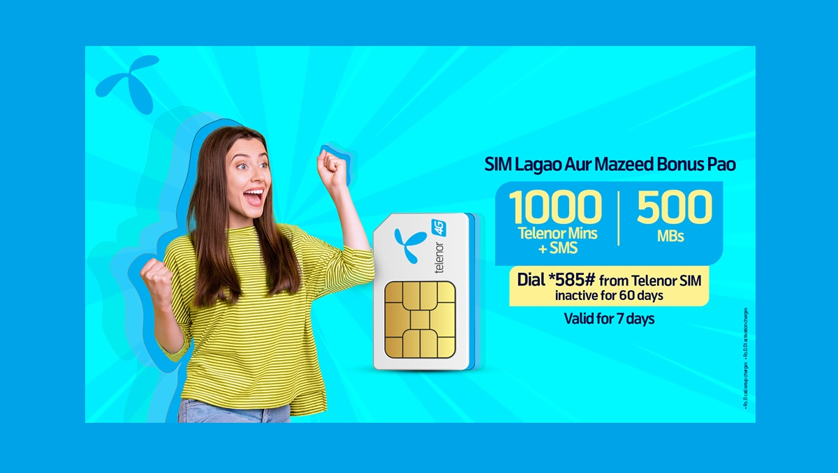 Telenor Free Incentives
