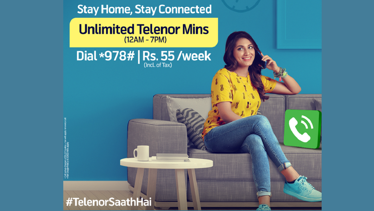 Unlimited Telenor Minutes