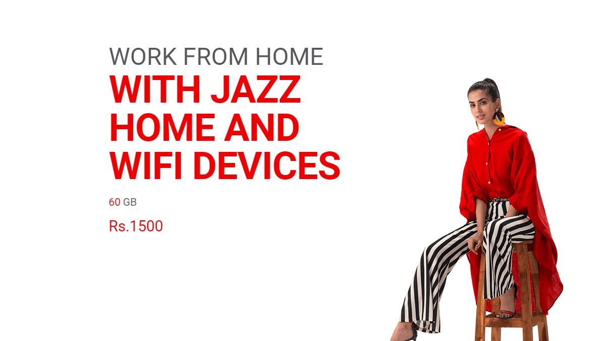 Jazz Home and Wifi Devices