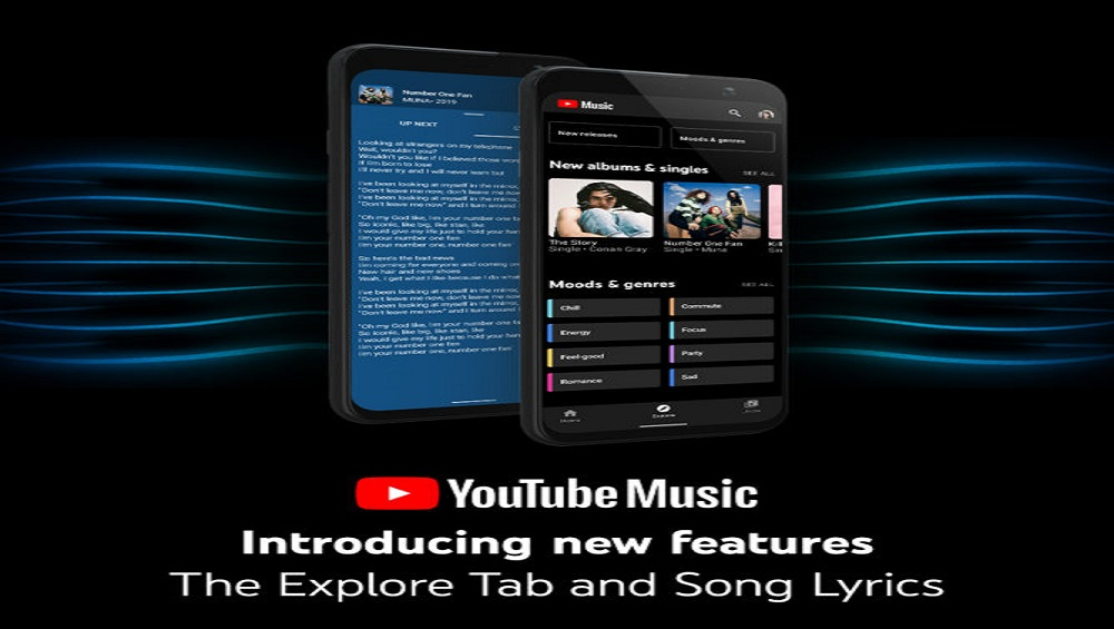 YouTube Music to Receive New Explore Tab