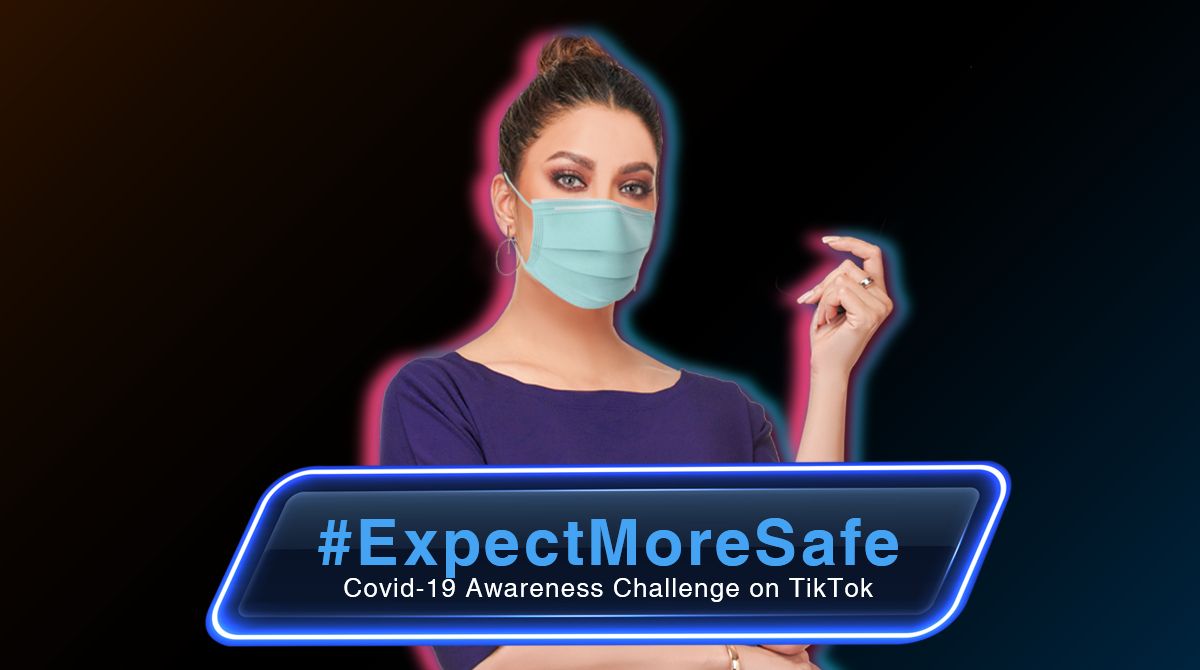 TECNO To Launch Covid-19 CSR Campaign Featuring the Brand Face, Mehwish Hayat