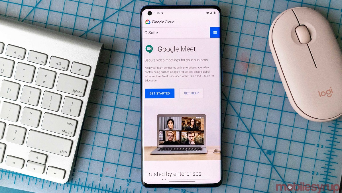 Google Meet Hits 50 Million Downloads