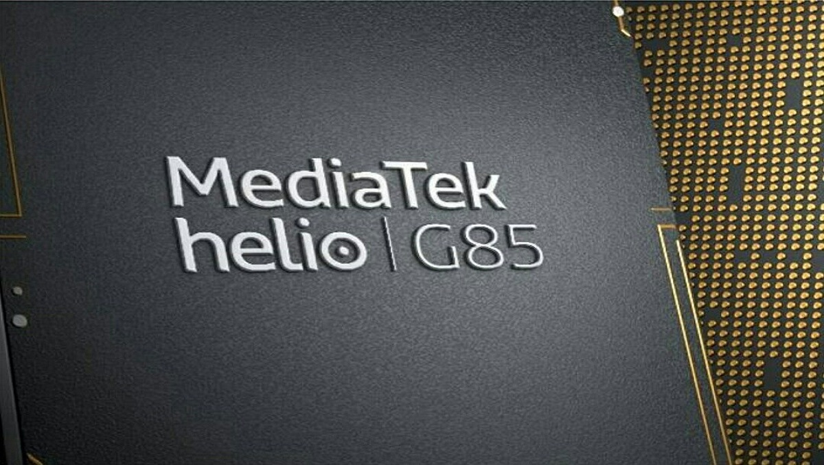 MediaTek Helio G85 Chipset Officially Unveiled