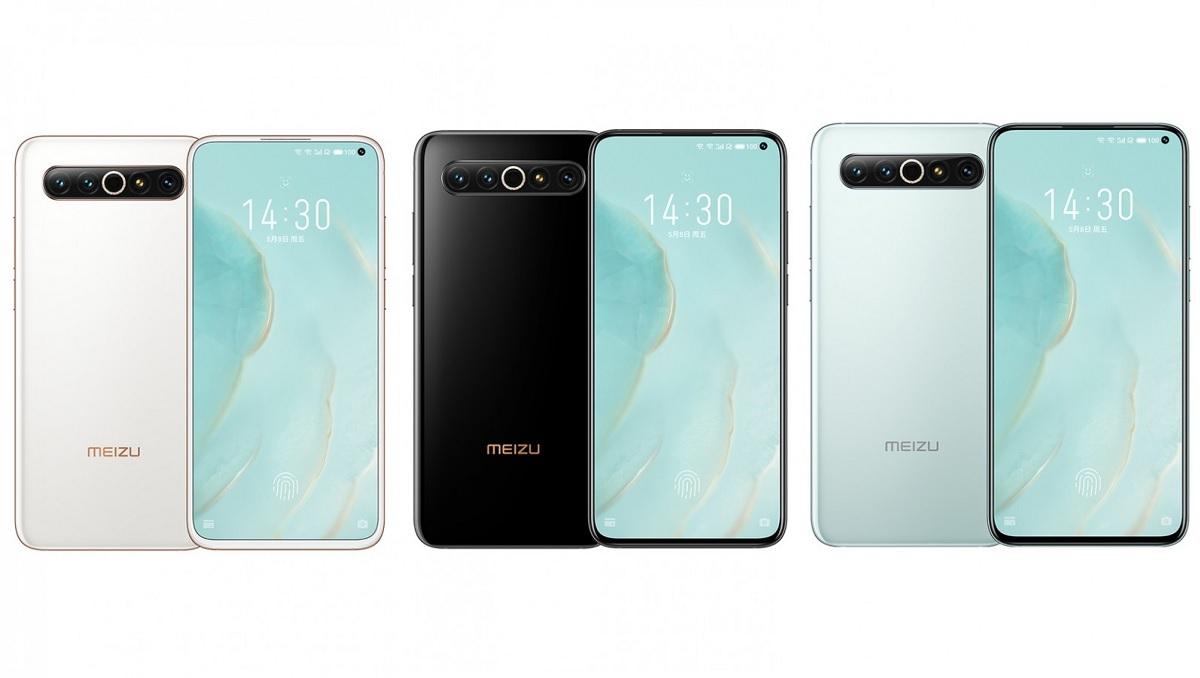 Meizu 17 & 17 Pro to Get a 120Hz