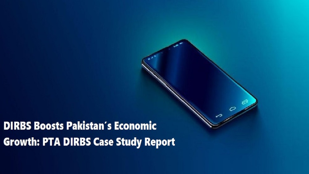 DIRBS Boosts Pakistan's Economic Growth: PTA DIRBS Case Study Report