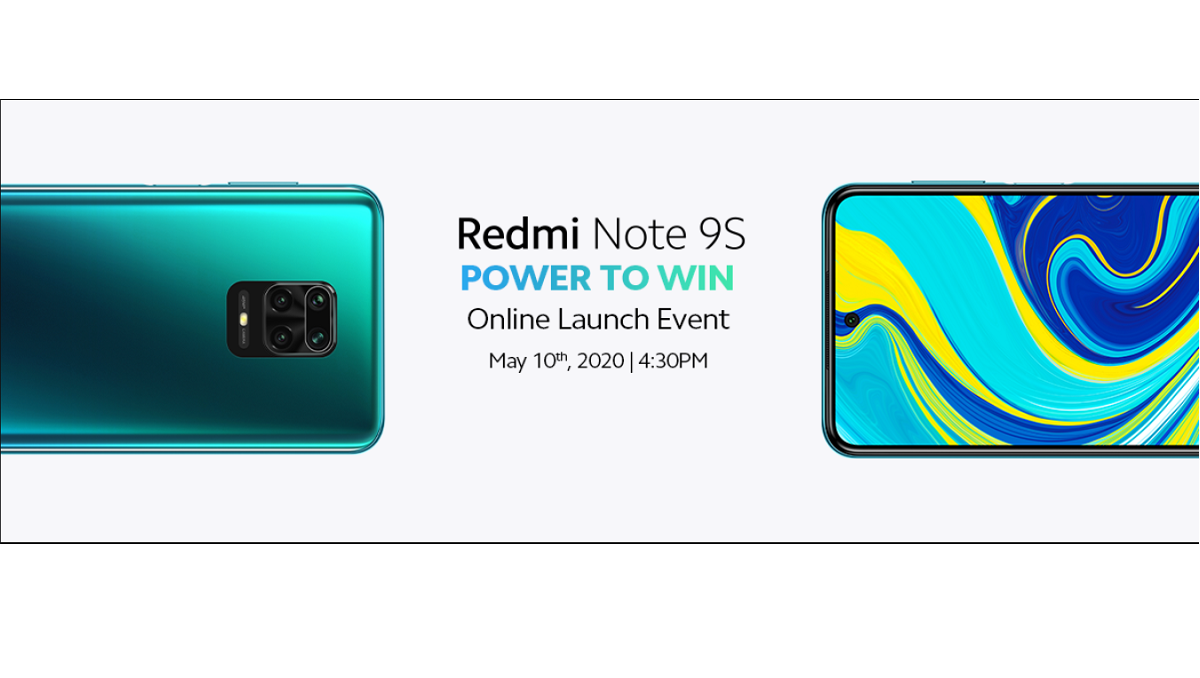Redmi Note 9S Will Launch Tomorrow in Pakistan