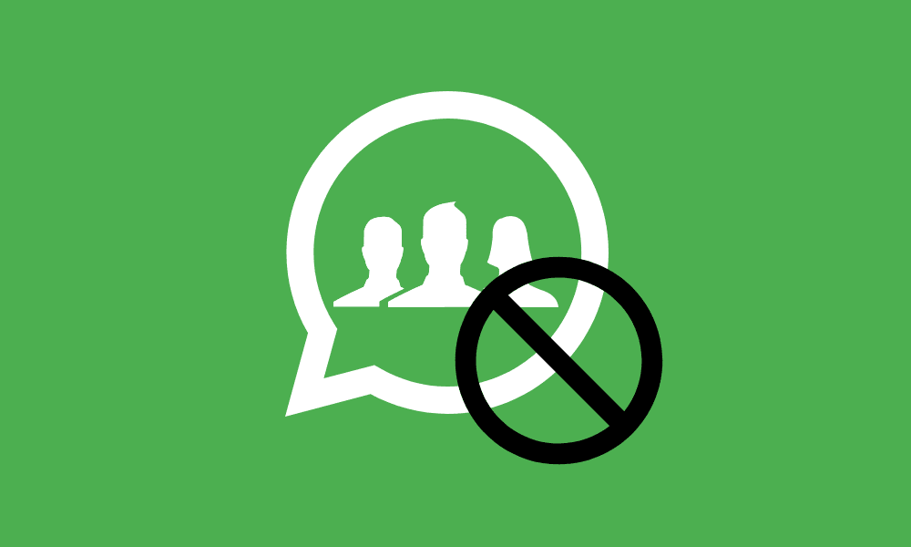 Stop Others to Add You to WhatsApp Groups on iOS