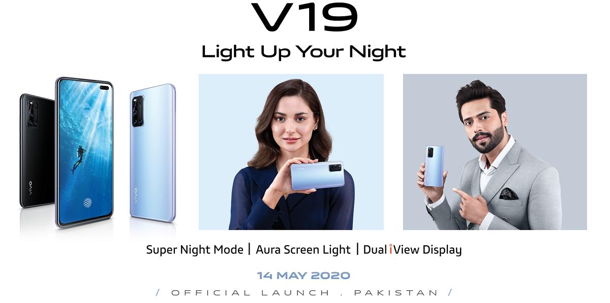vivo V-Series V19