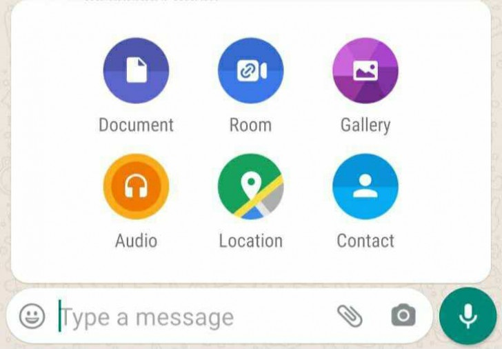 WhatsApp Messenger Rooms Integration