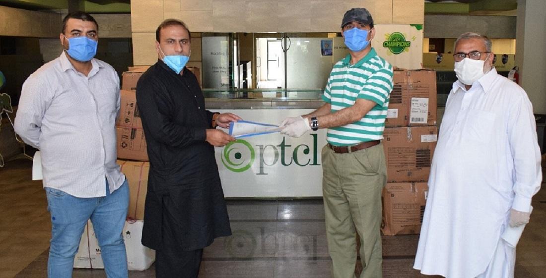 PTCL COVID-19 Pakistan